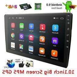10 inch Car Stereo Touchscreen Radio WIFI GPS Nav Video MP5