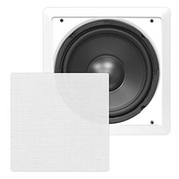 Pyle 10'' In-Wall High Power Subwoofer