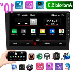 10inch P9 2DIN Android 9.0 Car Stereo GPS Navigation Bluetoo