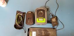 200184 sysrock jobsite radio with extras wow