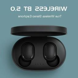 2020 Wireless Earbuds Bluetooth 5.0 Headphones Earphone Head