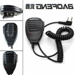 2X  BAOFENG Handheld BF-888 UV-5R Mic Walkie Talkie Radio wi