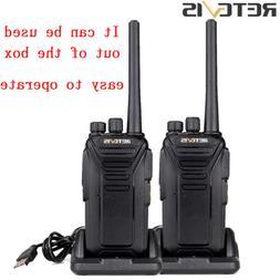 Retevis RT27V Walkie Talkie MURS  License-free VHF 2Way Radi