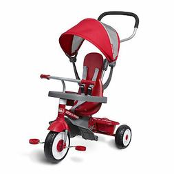 Radio Flyer EZ Fold 4-in-1 Stroll 'N Trike Infant Toddler St