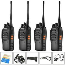 4x bf 888s uhf 400 470mhz two