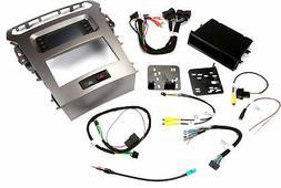 Metra 99-5847CH Single/Double DIN Dash Kit Select 2011-15 Fo