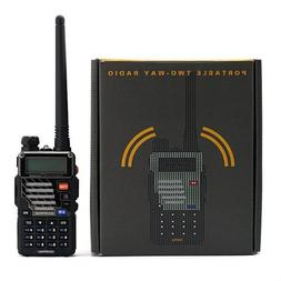 BaoFeng UV-5R+ Dual-Band 136-174/400-480 MHz FM Ham Two-Way