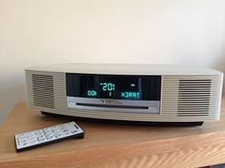 Bose Wave Music System II - Platinum White