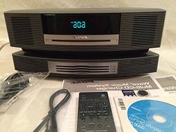 Bose Wave Music System III CD Radio and Bose Wave Multi-CD C