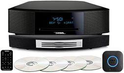 Bose Wave Music System IV Bundle with Bose Wave Multi-CD Cha