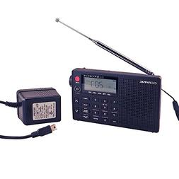 C Crane CC Skywave AM, FM, Shortwave, Weather and Airband Po