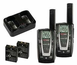 Cobra Walkie-Talkie microTalk CXR725 27-Mile 22-Channel Two-