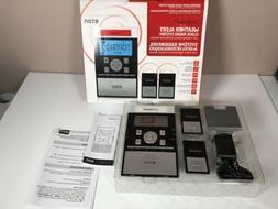 Eton ZoneGuard+ Weather Alert Clock Radio System with Wirele