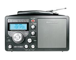 Grundig/Eton S350 AM/FM/Shortwave Field Radio with Alarm Clo