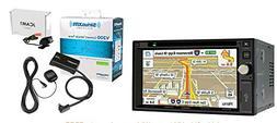 """Jensen VX7020 In Dash Double Din 6.2"""" DVD Navigation Receive"""