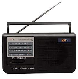 QFX R-3 Retro AM/FM Radio
