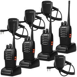 Retevis H-777 2 Way Radio UHF Flashlight CTCSS/DCS Handheld