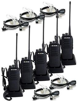 Retevis RT1 10W Two Way Radio UHF 16CH VOX 3000mAh Handheld