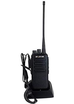 Retevis RT1 10W UHF Two-Way Radio 16CH Scan VOX Scrambler 17