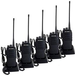 Retevis RT1 2 Way Radio 10W UHF 16 Channel 1750Hz Tone VOX H