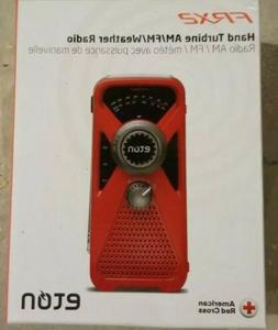 The American Red Cross FRX2 Emergency Weather Radio, ARCFRX2