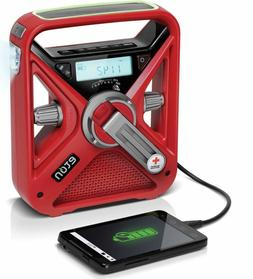 The American Red Cross FRX3 Hand Crank NOAA AM / FM Weather