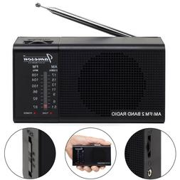 AM FM Portable Radio // Pocket Radios - Best Reception, Smal
