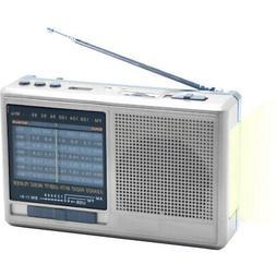AM/FM Shortwave Portable Battery Operated Pocket Radio Recha