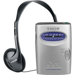 Sony radio walkman