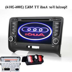 "For Audi TT MK2 7"" Navigation System Stereo GPS Car DVD Play"