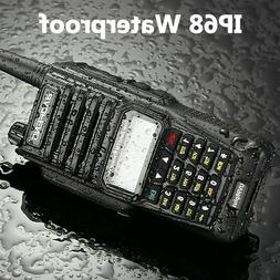 18W Baofeng UV-9R Plus VHF Powerful Dual-Band FM Ham Talkie