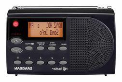 Sangean HDR-14 HD AM/FM Pocket Radio