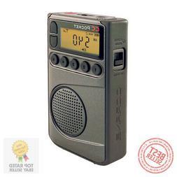 C. Crane CC Pocket Digital AM FM and NOAA Weather Portable R