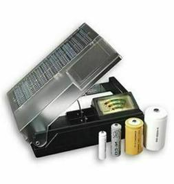 C. Crane Universal Solar Powered Battery Charger New without