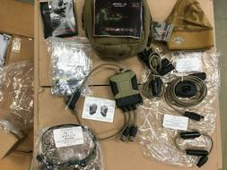 SILYNX C4OPS HEADSET Kit Military with Accessories NEW