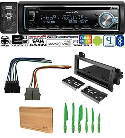 Pioneer CAR Stereo Radio Bluetooth CD Player Dash Install Mo