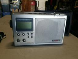 CC Radio 2e with Carry Case c.crane working and very nice co