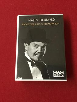 Charlie Chan Collection 42 Movies + 60 Old Time Radio Broadc