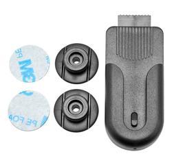CM221: Arkon Universal Belt Clip Holder for Smartphones, Rad