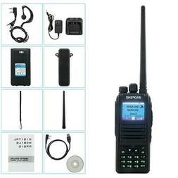 Baofeng DM-1701 Tier II Digital Analog & DMR Two Way Radio +