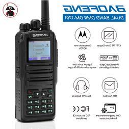 Baofeng DMR *DM-1701* Dual Band VHF/UHF Tier2 3000CH SMS Dig
