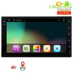 Double 2Din 7inch Android 8.1 Octa Core Car Radio In Dash St