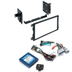 Double DIN Installation Kit for Select 1992-2011 GM Vehicles