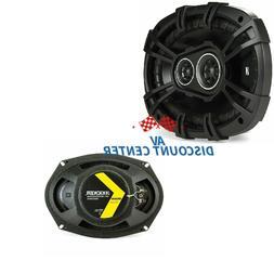 Kicker DSC6930 DS Series 6x9 4-Ohm 3-Way Speaker