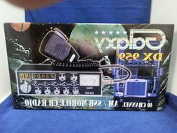 Galaxy DX-959 AM SSB CB Radio DX959 PRO TUNED, ALIGNED, RECE