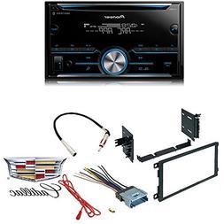Pioneer FH-S500BT Double DIN Bluetooth in-Dash CD/AM/FM Car