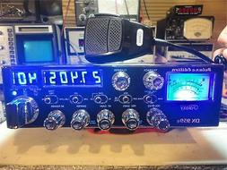 GALAXY DX 959B CB RADIO,SUPERTUNED,40-50 WATTS OUT )