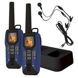 GMR5095-2CKHS Submersible Two Way Radio with Charger and Hea