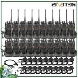 Retevis H-777 UHF Walkie Talkie Long Range Radio Emergency F