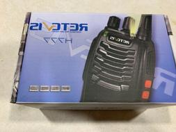 Retevis H-777 Walkie Talkie 2 Way Radios with USB Charger